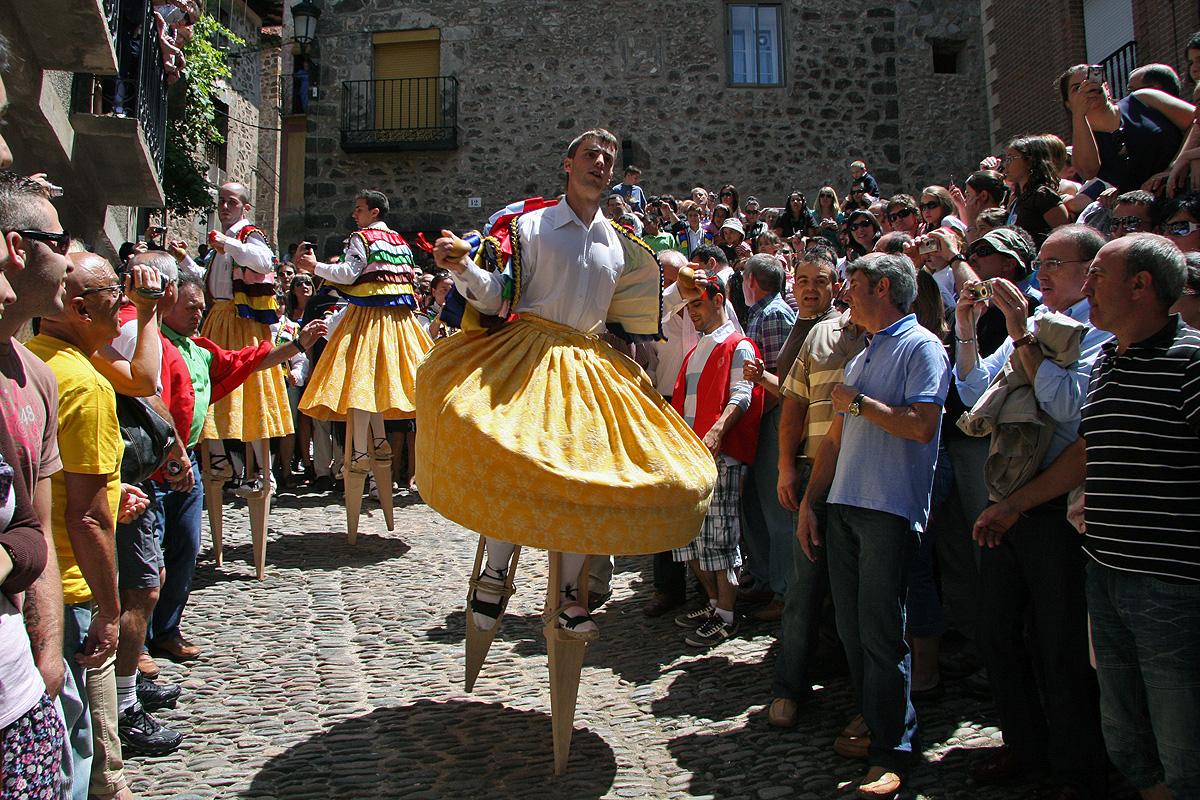 Danzadores de Anguiano